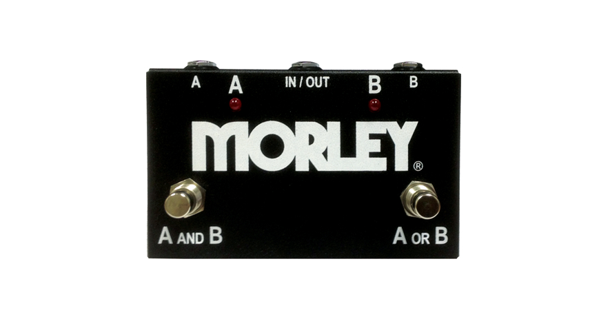 ABY Selector / Combiner Switch – Morley on