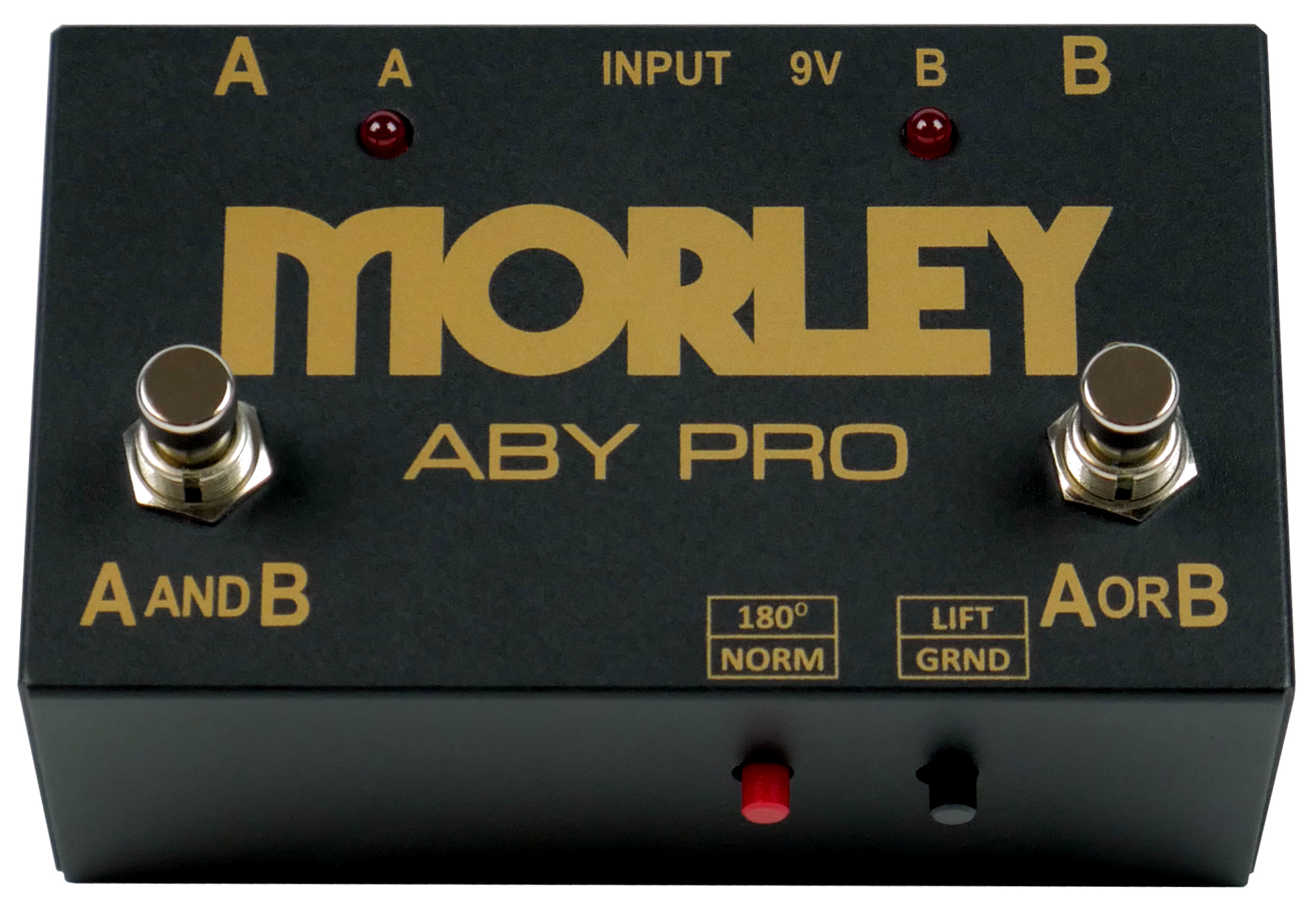 ABY Pro Selector – Morley Aby Switch Schematic on